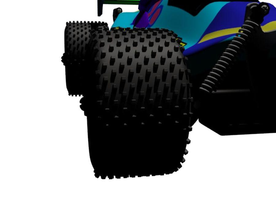RC-Car royalty-free 3d model - Preview no. 9