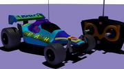 RC-Car 3d model