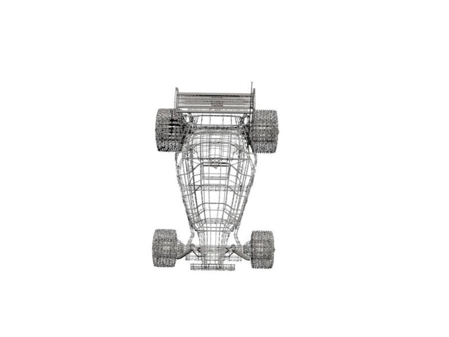 RC-Car royalty-free 3d model - Preview no. 8