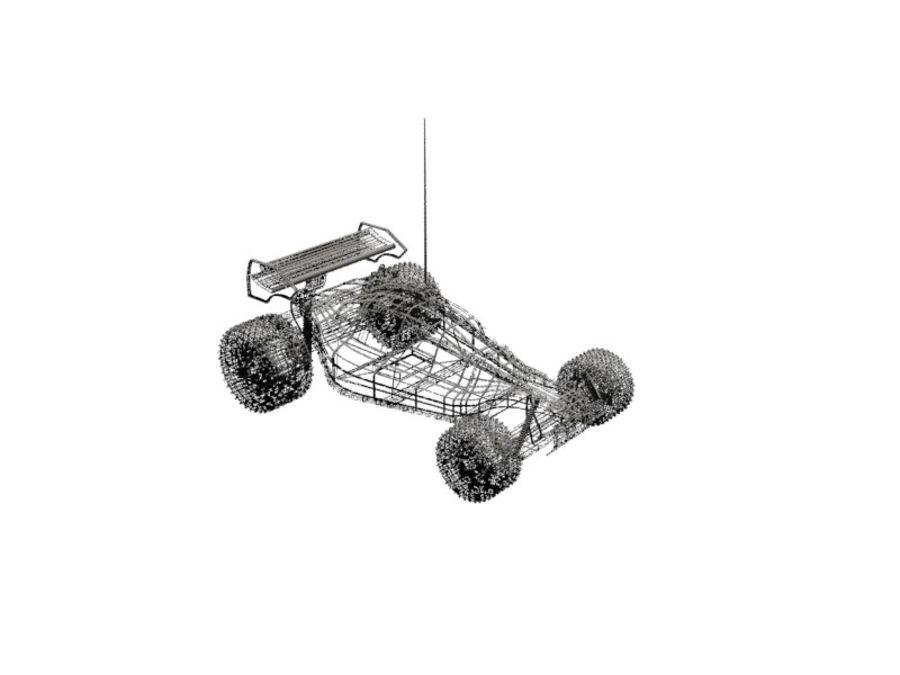 RC-Car royalty-free 3d model - Preview no. 11