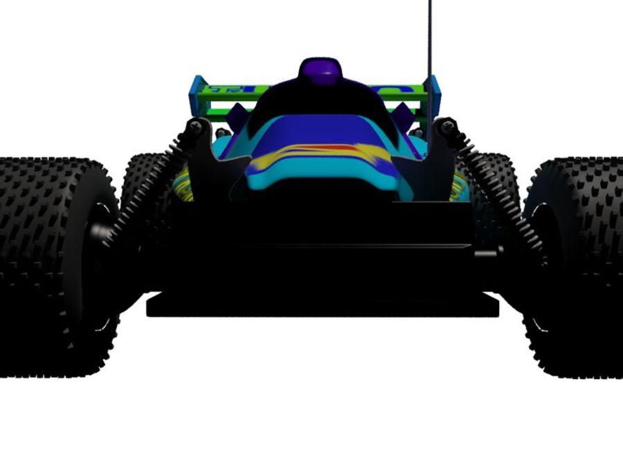 RC-Car royalty-free 3d model - Preview no. 5