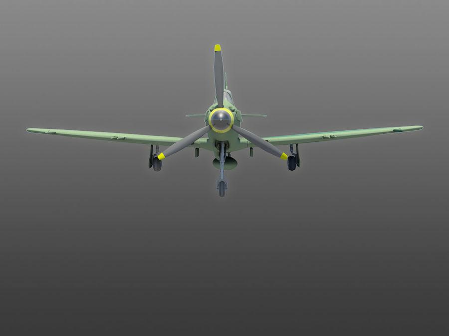 眼镜蛇 royalty-free 3d model - Preview no. 2