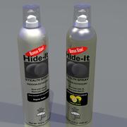 Osynlighet Spray 3d model
