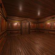 Pomieszczenie biurowe (1) 3d model
