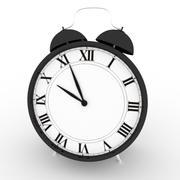 Bedroom Alarm Clock 3d model