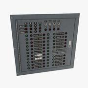 Schaltschrank 02 3d model