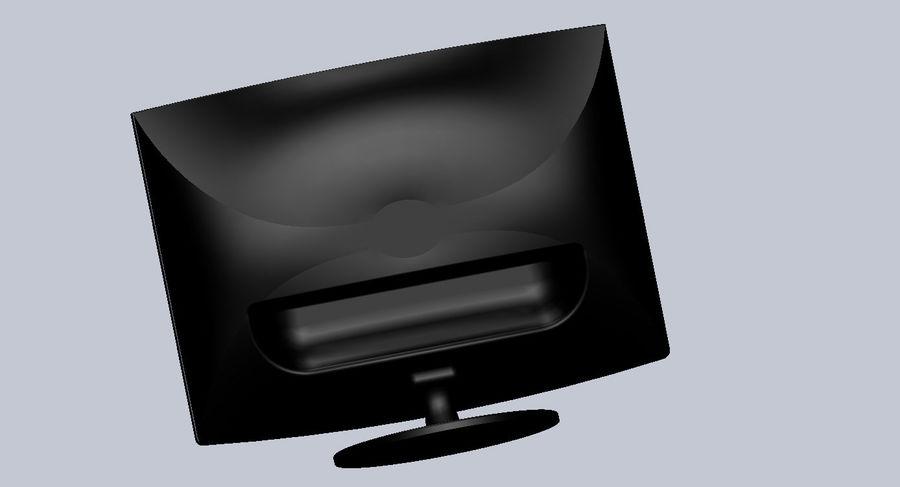 モニター royalty-free 3d model - Preview no. 3