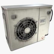 Kleine AC-Einheit 3d model