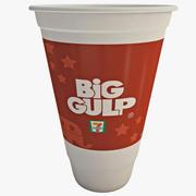 Big Gulp 3d model