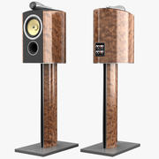 Bowers and Wilkins 805D Maserati Edition 3d model