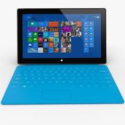 Microsoft Surface Pro 3d model