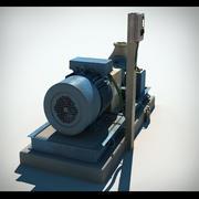 Bomba modelo 3d