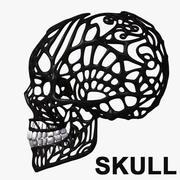 Design Skull 3d model