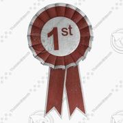 Ödül Şeridi 3d model