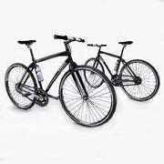 Bicicletta Gameready Trek 3d model