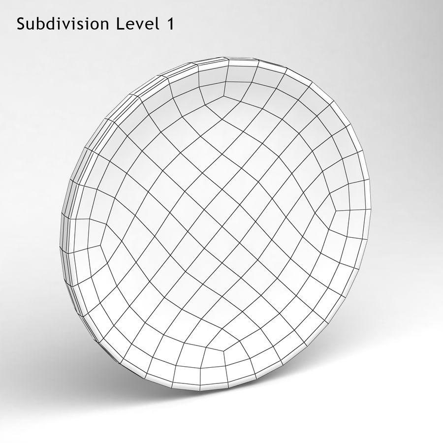 İspanya Matador Mıknatıs Hatıra royalty-free 3d model - Preview no. 7
