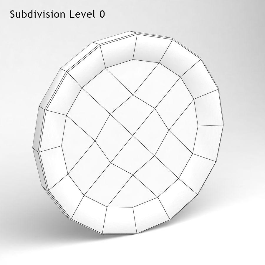 İspanya Matador Mıknatıs Hatıra royalty-free 3d model - Preview no. 6