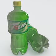 7アップボトル 3d model