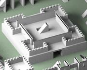 Castelo genérico 3d model
