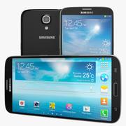Samsung Galaxy Mega 6.3 Phablet Smartphone/Tablet 3d model