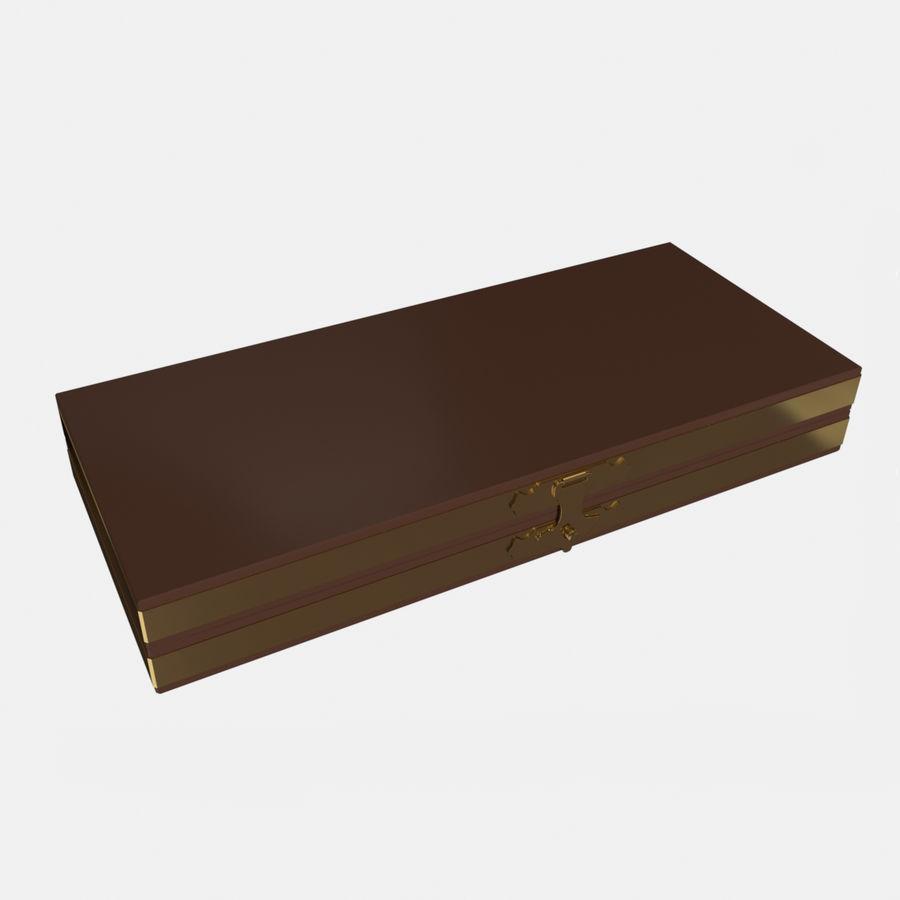 Estuche Compases royalty-free modelo 3d - Preview no. 3