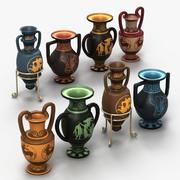 Amphora 3d model