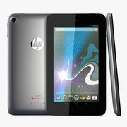 HP Slate 7 3d model