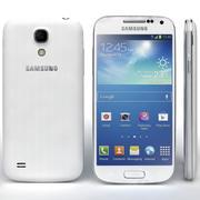 Samsung I9190 Galaxy S4 Mini White 3d model