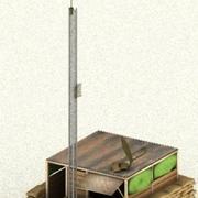コモシャック 3d model