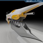 Рыба-меч 3d model