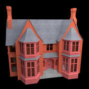 Maison ancienne 3d model