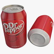 ペッパー博士 3d model