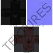 Blood Sweater 3d model