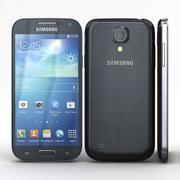 Samsung Galaxy S4 miniブラックミストI9190およびI9192 3d model