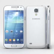 Samsung Galaxy S4 mini White Frost I9190およびI9192 3d model