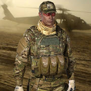 Soldato US / Australian MultiCam 3d model