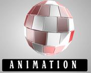 Sfera Anmaition 3d model
