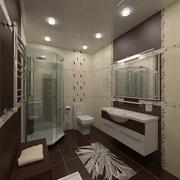 화장실 2 3d model