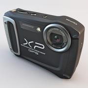 후지 필름 XP170 컴팩트 디지털 카메라 3d model