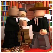 LEGO Efsane Avcıları 3d model