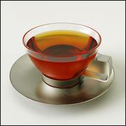 Современная чашка кофе или чая 3d model