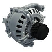 交流发电机引擎第V2部分 3d model