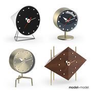 Relojes de escritorio Vitra Nelson modelo 3d