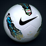 2011 2012 Lega Calcio Serie A Tim Match Ball modelo 3d