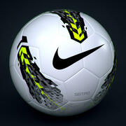 2011 2012 Nike T90 Seitiro Match Ball 3d model