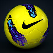 2011 2012 Nike T90 Seitiro Winter Hi-Vis wedstrijdbal 3d model