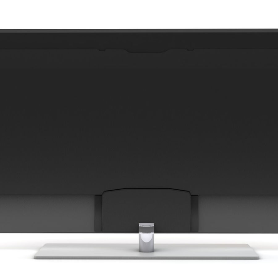 Samsung Smart TV 2 royalty-free 3d model - Preview no. 5