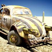 Baja Racer 3d model