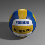 Volley-ball 3d model