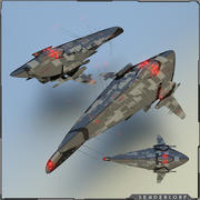 Warkot 3d model